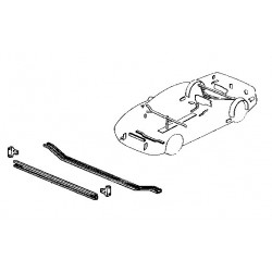 NSX-R front chassis brace kit