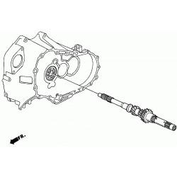 NA2 NSX-R Input Shaft