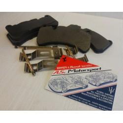 Front brake pads (6 Piston)