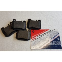 Rear brake pads (2 piston)