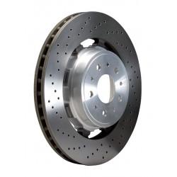 Front brake disc (6 piston...