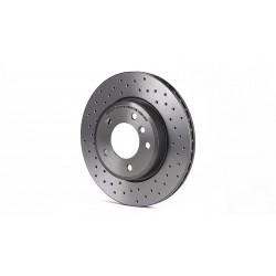 Front brake disc (4.2L...