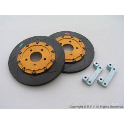 Factory big brake kit...