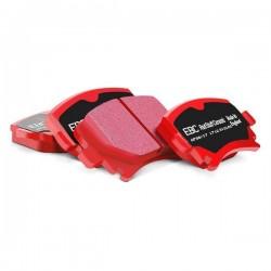 Rear pads - EBC RED