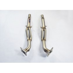 Front pipes kit (Replaces...