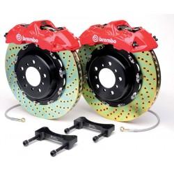 6 piston big brake kit - Front