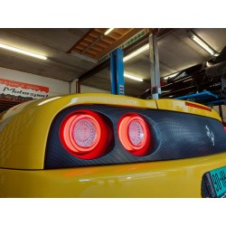Led taillight conversion